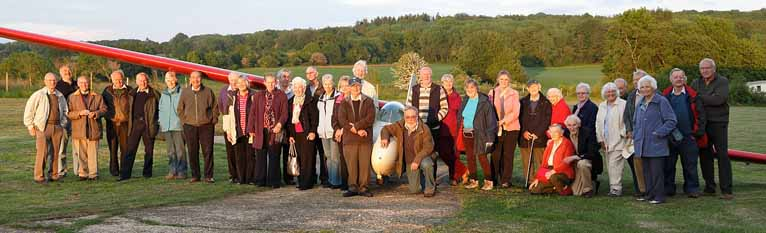 Alton Heart Support Group Visit