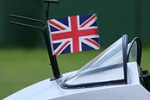 Union Flag on T21 Nose